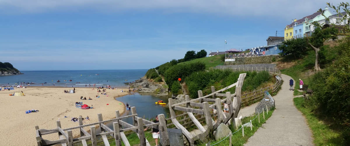 Holiday Cottages West Wales Aberporth