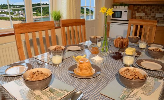 Glanmordy No1 Kitchen 1 Aberporth Holiday Cottages